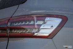 Ford S-MAX rear light