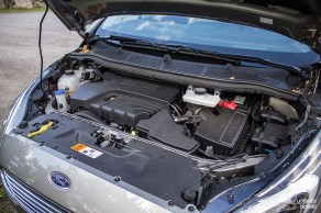 Ford S-MAX 2.0 TDCi engine