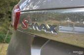 Ford S-MAX logo