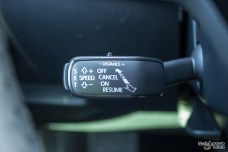 Skoda Superb cruise control