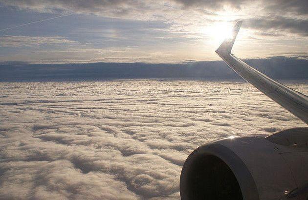 seks w samolocie