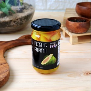 Pik-a-Pikel Pickled Papaya Original 250g