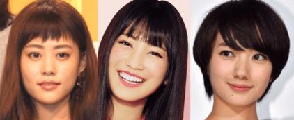 坂口健太郎と熱愛の噂のあった高畑充希とmiwaと波瑠の画像