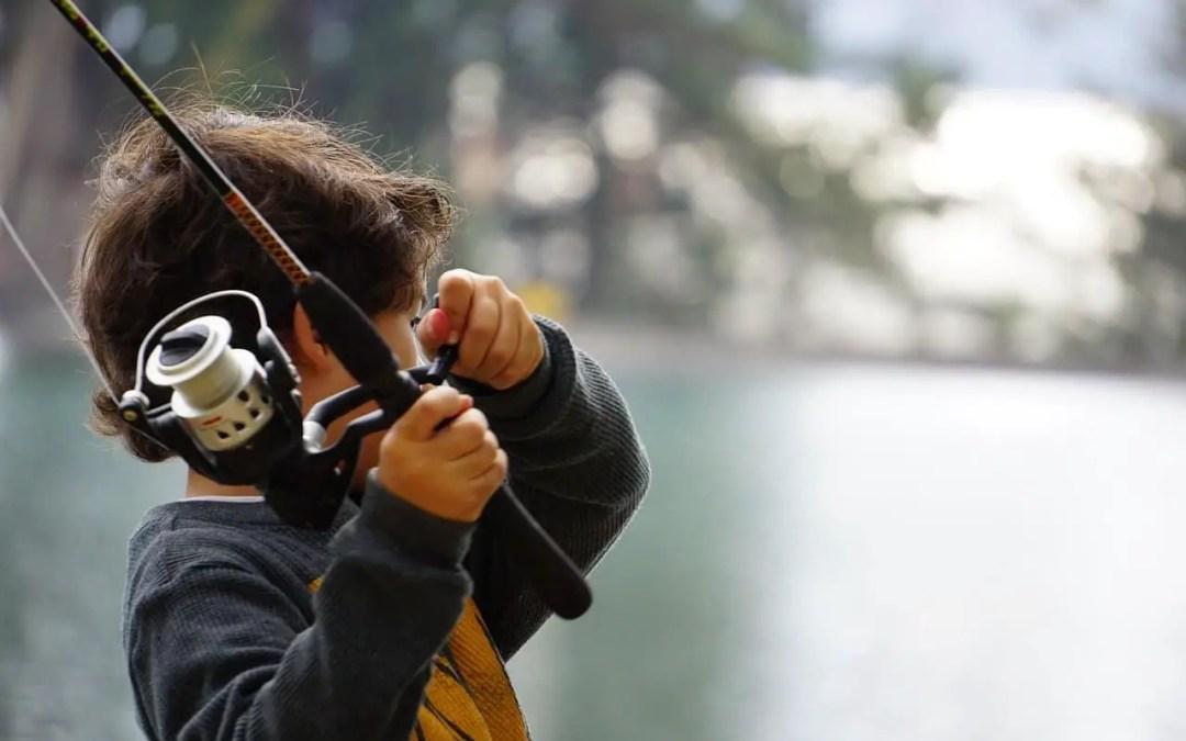 20 Great Ways To Make Fishing Fun For Kids