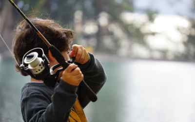 20 Great Ways To Make Fishing Fun For Kids