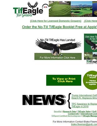 TifEagle Website