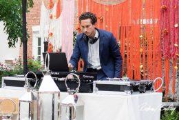 DJ Zach Pleasant In Action