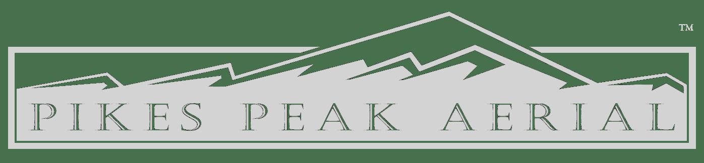 Pikes Peak Aerial