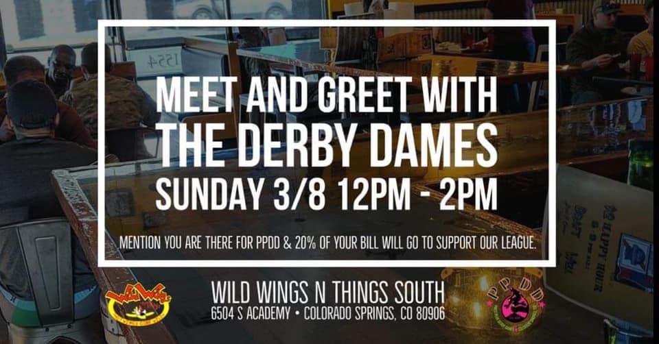 Meet and Greet at Wild Wings n Things South