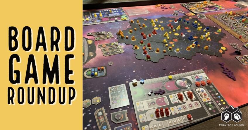 Board Game Roundup