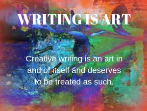 Writing is Art