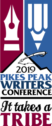 Pikes Peak Writer's Conference 2019. It Takes a Tribe.