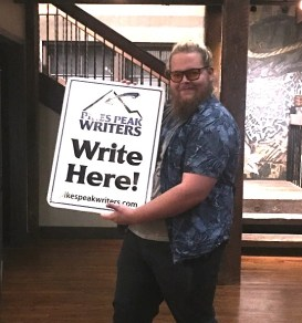 Join Mytchel at the next Writer's Night!