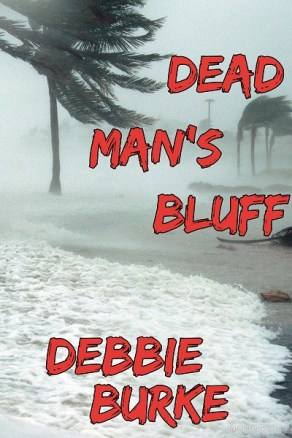 Dead Man's Bluff, book cover