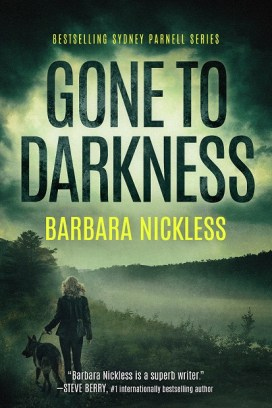 Gone to Darkness cover, by, Barbara Nickless