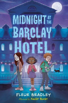 Midnight at the Barclay Hotel