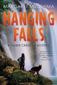 Book Cover - Hanging Falls