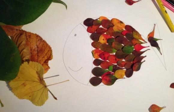 Sobotno ustvarjanje z otroki v Centru Draš