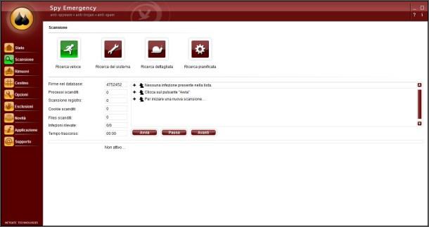 NETGATE Spy Emergency v24.0.190.0 - Ita