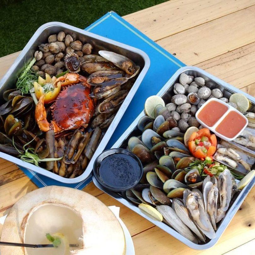 menu vitamin seafood bandung dan harga