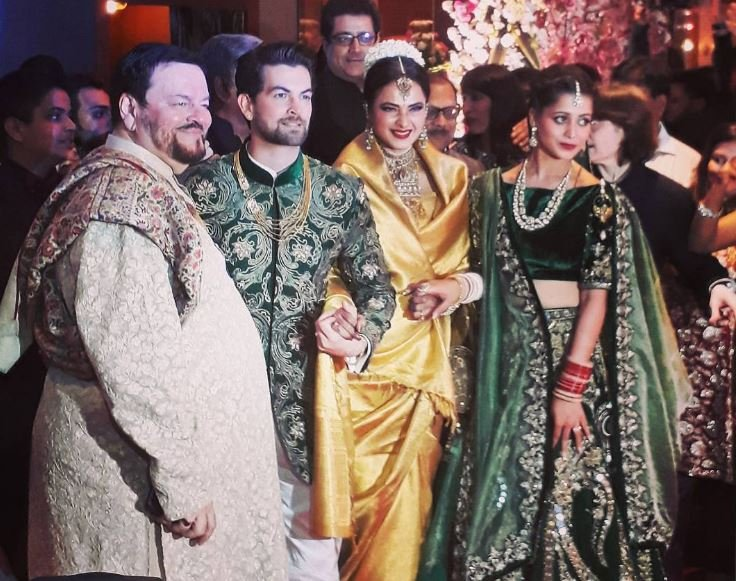 Neil Nitin Mukesh Wedding 7