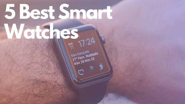 best smart watches india