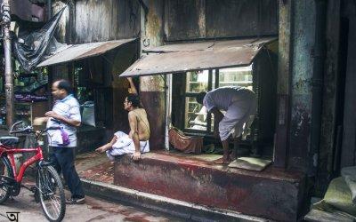Scott Kelby Photowalk 2014 – Kalighat Temple and surroundings Kolkata