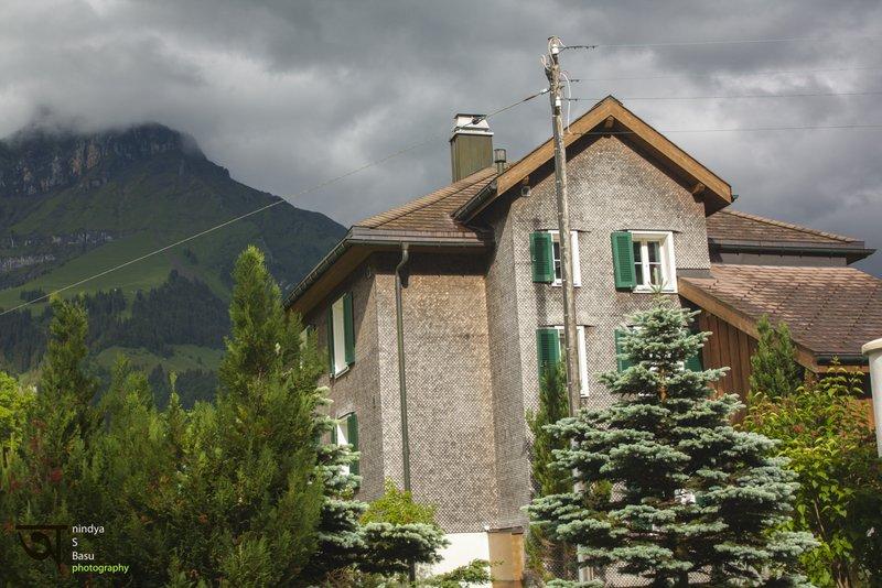 Engelberg Switzerland Town 8