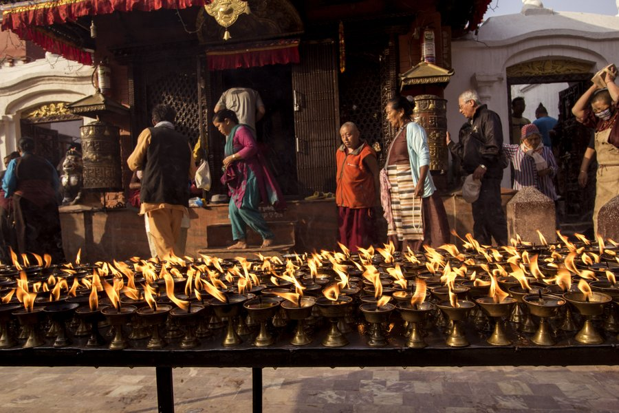 Boudhanath Stupa Kathmandu 1