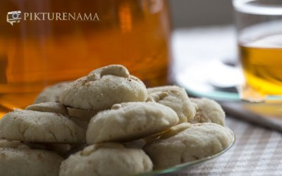 Nan Khatai on the evening of a long Sunday – with recipe