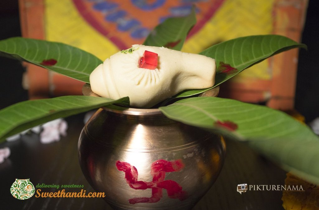 Sweethandi is delivered – Pikturenama is happy