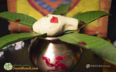 Sweethandi is delivered – Pikturenama is happy
