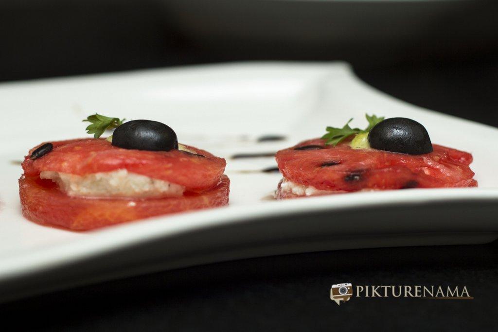 Watermelon Sandwich at Casa Kitchen Kolkata Summer Time Soiree by Pikturenama