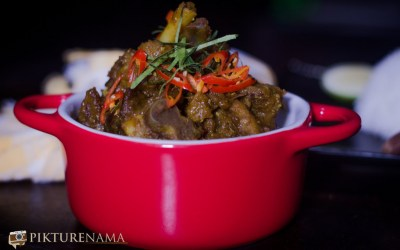 Bali,Indonesia,Indian Railways and Rendang Curry with Mutton