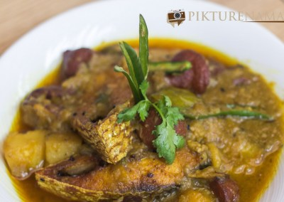 Taj Gateway Kolkata Ilish Festival by pikturenama hilsha with sweet pumpkin