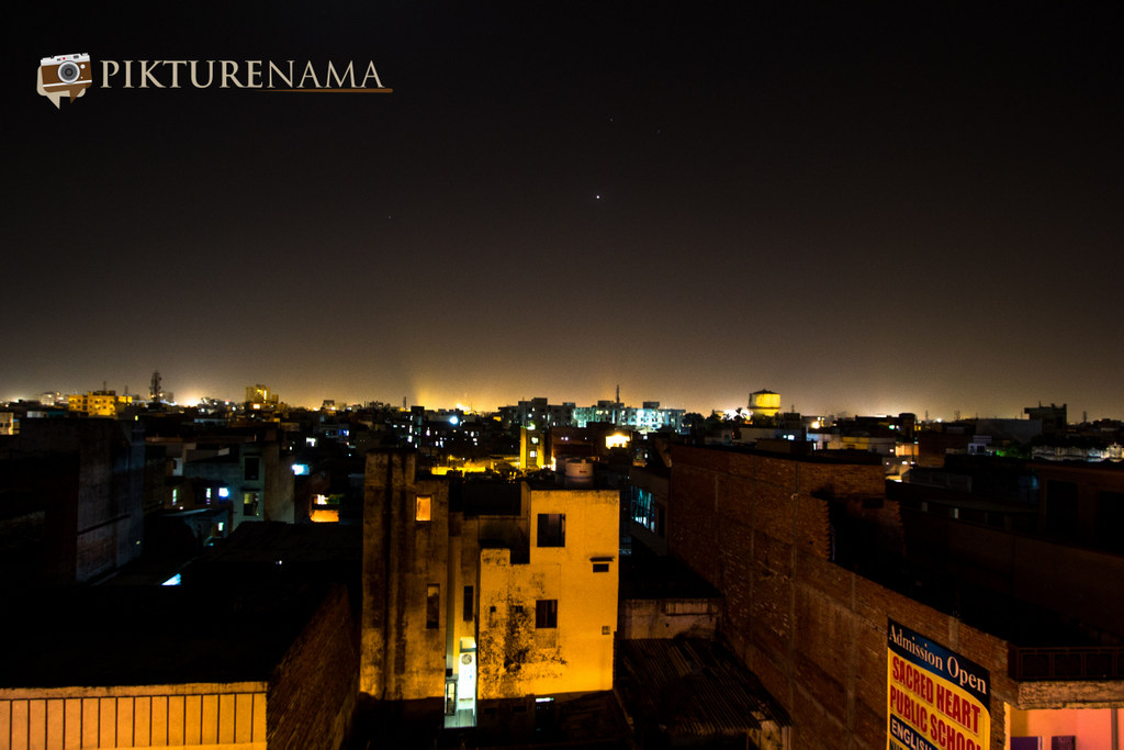 Varanasi Zostel by pikturenama the skyline