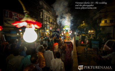 Varanasi diaries III – The wedding and an over enthusiastic photographer