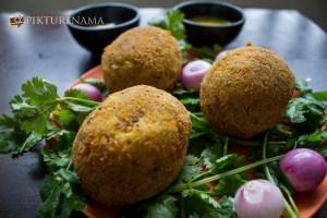 Dimer Devil or Scotch eggs Desi style by pikturenama
