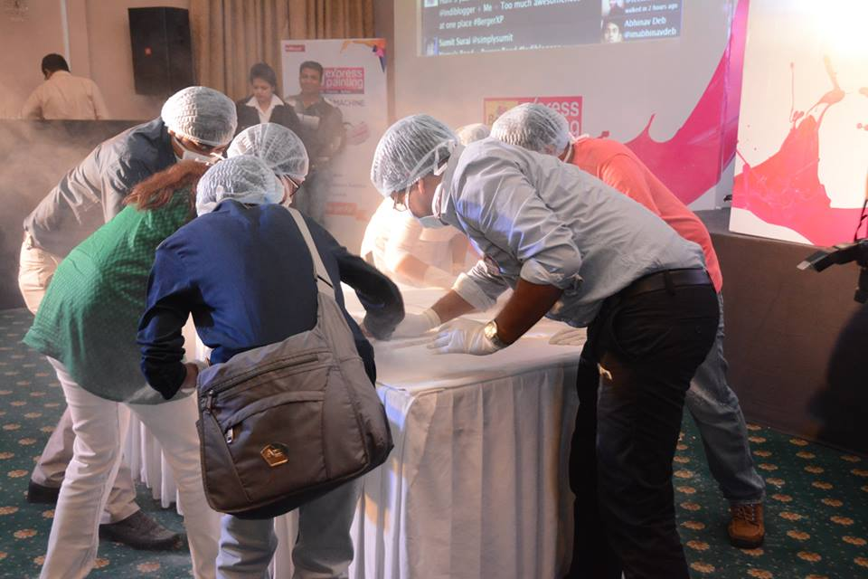 Berger Paints present Indiblogger Kolkata meet 13