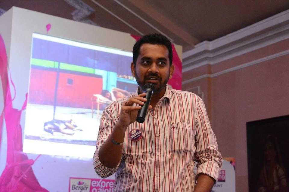 Berger Paints present Indiblogger Kolkata meet 9
