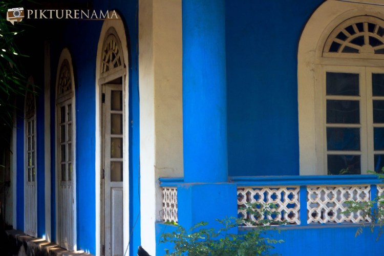 Goa Blue House 10