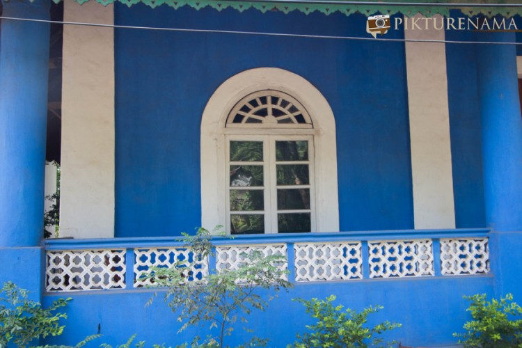 Goa Blue House 1