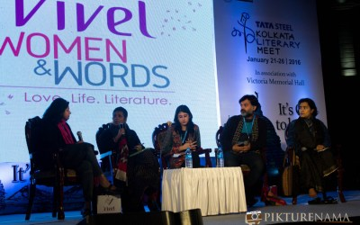 Tata Steel Kolkata Literary Meet – Her story of partition