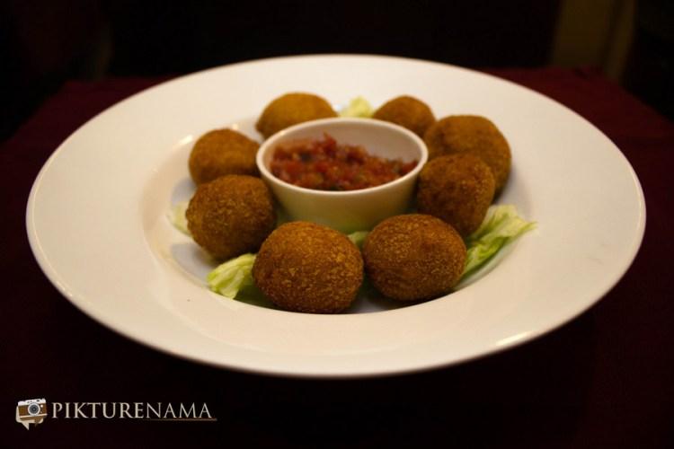 Briciole Mushroom Fritto in Mexo Italiana food by Casa Kitchen