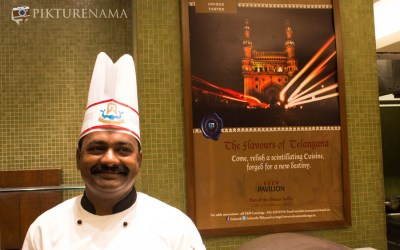 The Telangana Food Festival at ITC Sonar Kolkata