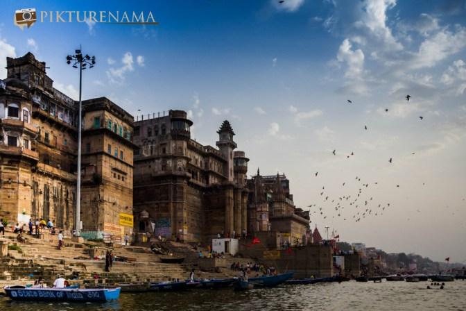 Varanasi Ghats Benaras Ghats in Morning 8