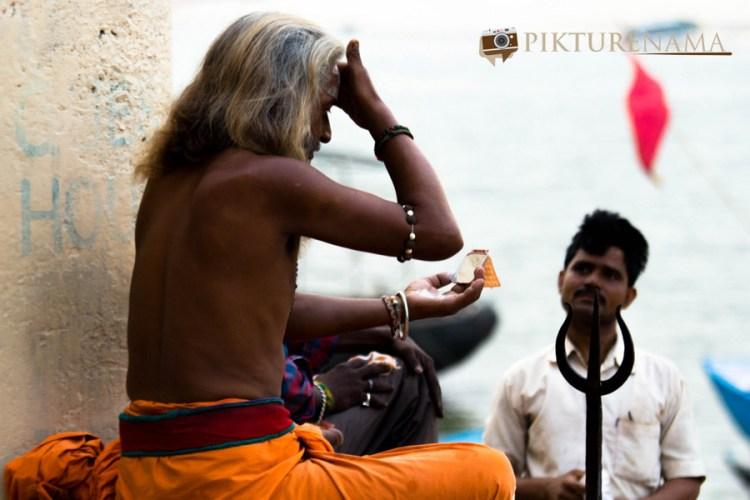 Varanasi Ghats Benaras Ghats in Morning