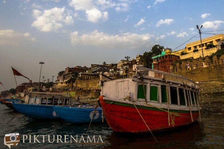 Varanasi Ghats Benaras Ghats in Morning 14