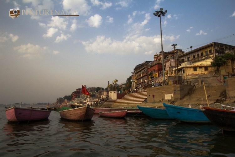 Varanasi Ghats Benaras Ghats in Morning 16