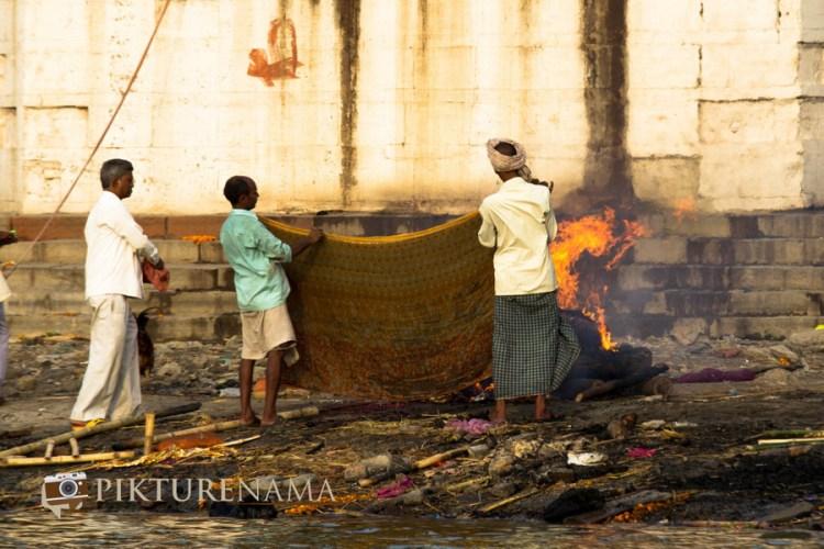 Varanasi Ghats Benaras Ghats in Morning 19